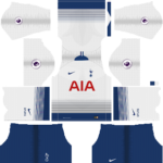 Tottenham Hotspur Kits 2018/2019 Dream League Soccer