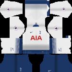 Tottenham Hotspur Kits 2018/2019 Dream League Soccer – 512×512 Tottenham Hotspur DLS 2018/2019 Kits URL