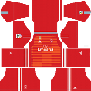real madrid goalkeeper fourth kit 2018-2019 dream league soccer