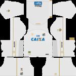 Santos FC Kits 2018/2019 Dream League Soccer