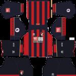 A.F.C. Bournemouth Kits 2018/2019 Dream League Soccer