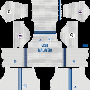 cardiff city away kit 2018-2019