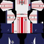 Chivas De Guadalajara Kits 2018/2019 Dream League Soccer