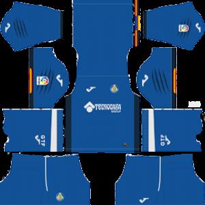 Getafe CF Kits 2018/2019 Dream League Soccer