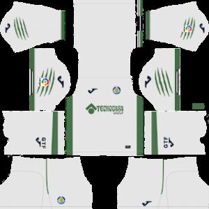 getafe third kit 2018-2019 dream league soccer