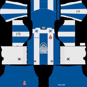 e46c79dc7 RCD Espanyol Kits 2018/2019 Dream League Soccer