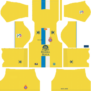 espanyol third kit 2018-2019 dream league soccer