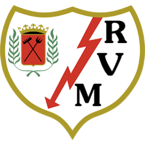 Rayo Vallecano Logo 512×512 URL