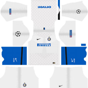 official photos d2faa 64371 Inter Milan UCL Kits 2018/2019 Dream League Soccer