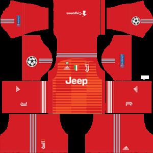 sale retailer 45c4b f1666 Juventus UCL Kits 2018/2019 Dream League Soccer