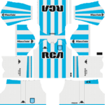 Racing Club de Avellaneda Kits 2018/2019 Dream League Soccer