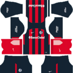 San Lorenzo Kits 2018/2019 Dream League Soccer