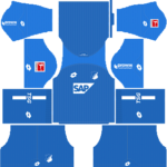 TSG Hoffenheim Dream League Soccer Kits 2018/2019