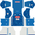 SSC Napoli Kits 2018/2019 Dream League Soccer