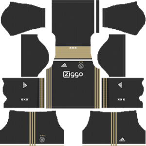 AFC Ajax away kit 2018-2019 dream league soccer