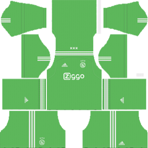 AFC Ajax goalkeeper away kit 2018-2019 dream league soccer