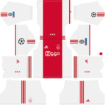 AFC Ajax UCL Kits 2018/2019 Dream League Soccer