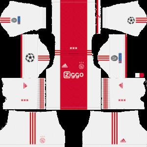 AFC Ajax UCLKits 2018/2019 Dream League Soccer
