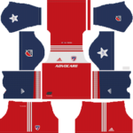 FC Dallas Kits 2018/2019 Dream League Soccer