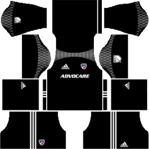 FC Dallas away kit 2018-2019 dream league soccer