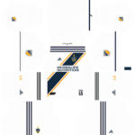 LA Galaxy Kits 2018/2019 Dream League Soccer