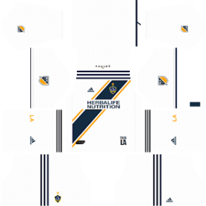 LA Galaxy Kits 2018/2019 Dream League Soccer