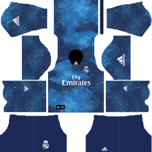 Real Madrid FIFA 19 Adidas Digital Fourth Kit
