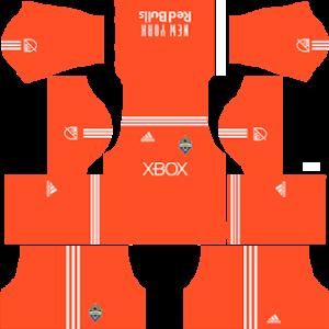 Seattle Sounders Goalkeeper third kit 2018-2019 dream league soccer
