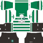 Sporting CP Kits 2018/2019 Dream League Soccer