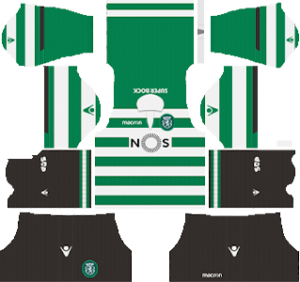 Sporting CP Kits 2018/2019 Dream League Soccer