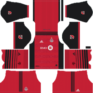 Toronto FC away kit 2018-2019 dream league soccer
