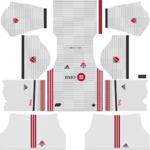 Toronto FC Kits 2018/2019 Dream League Soccer