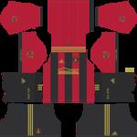 Atlanta United Kits 2018/2019 Dream League Soccer