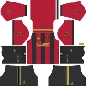 Atlanta United Kits 2018/2019 Dream League Soccer