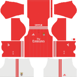 SL Benfica FC Kits 2018/2019 Dream League Soccer