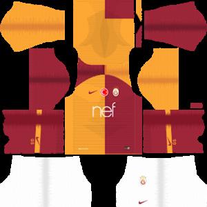 Galatasaray S.K.Kits 2018/2019 Dream League Soccer