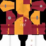 Galatasaray S.K. UCLKits 2018/2019 Dream League Soccer