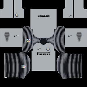 inter milan special goalkeeper away kit 2016-2017 dream league soccer
