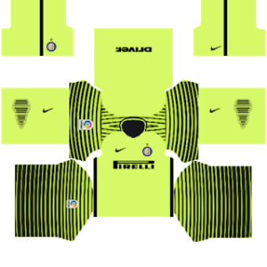 inter milan special goalkeeper home kit 2016-2017 dream league soccer