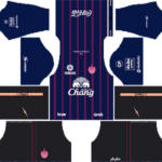 Buriram United Kits 2019/2020 Dream League Soccer