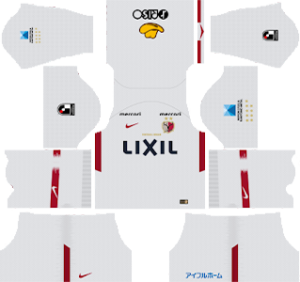 kashima antlers third kit 2019-2020 dream league soccer