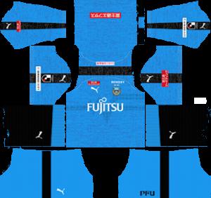 Kawasaki Frontale FC Kits 2019/2020 Dream League Soccer