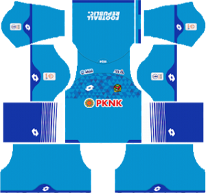 kedah fa goalkeeper away kit 2019-2020 dream league soccer