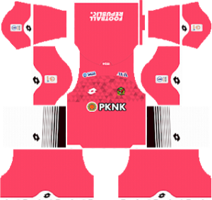 kedah fa goalkeeper third kit 2019-2020 dream league soccer