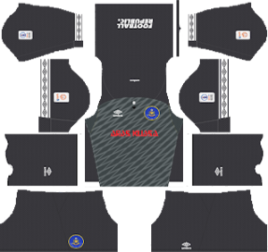 pahang fa away kit 2019-2020 dream league soccer