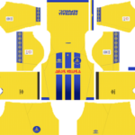 Pahang FA Kits 2019/2020 Dream League Soccer
