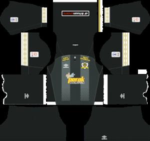 perak fa away kit 2019-2020 dream league soccer