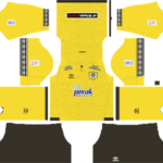 Perak FA TBG Kits 2019/2020 Dream League Soccer