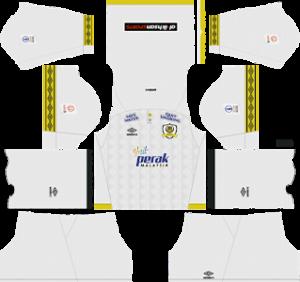 perak fa third kit 2019-2020 dream league soccer
