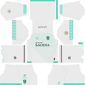 Al-Ahli Saudi FC Kits 2019/2020 Dream League Soccer